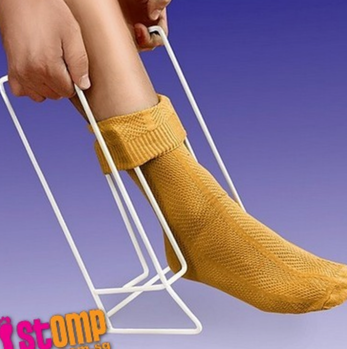 lazy sock