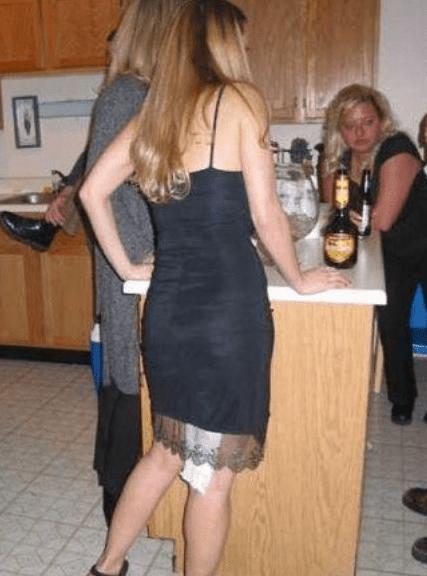 funny blonde photos