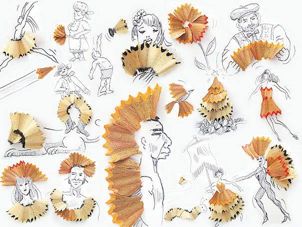 Pencil-shaving-art-5