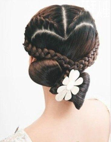 amazing-hairstyles-for-bride-bridal-hair-pinterest