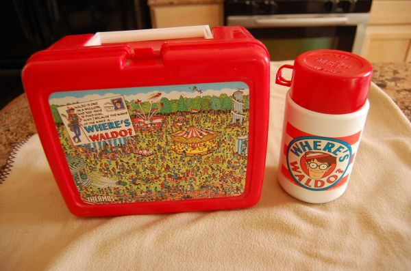 waldo lunchbox